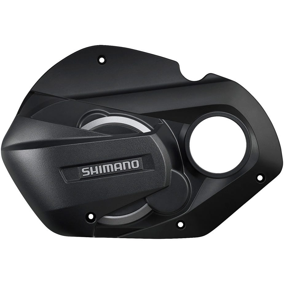 Shimano STEPS SM-DUE70-A STEPS drive unit cover and screws, standard cover A