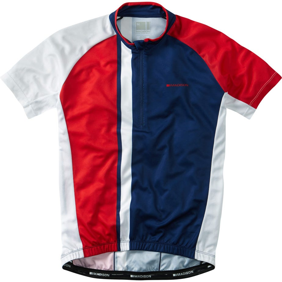 Madison Tour men's short sleeve jersey