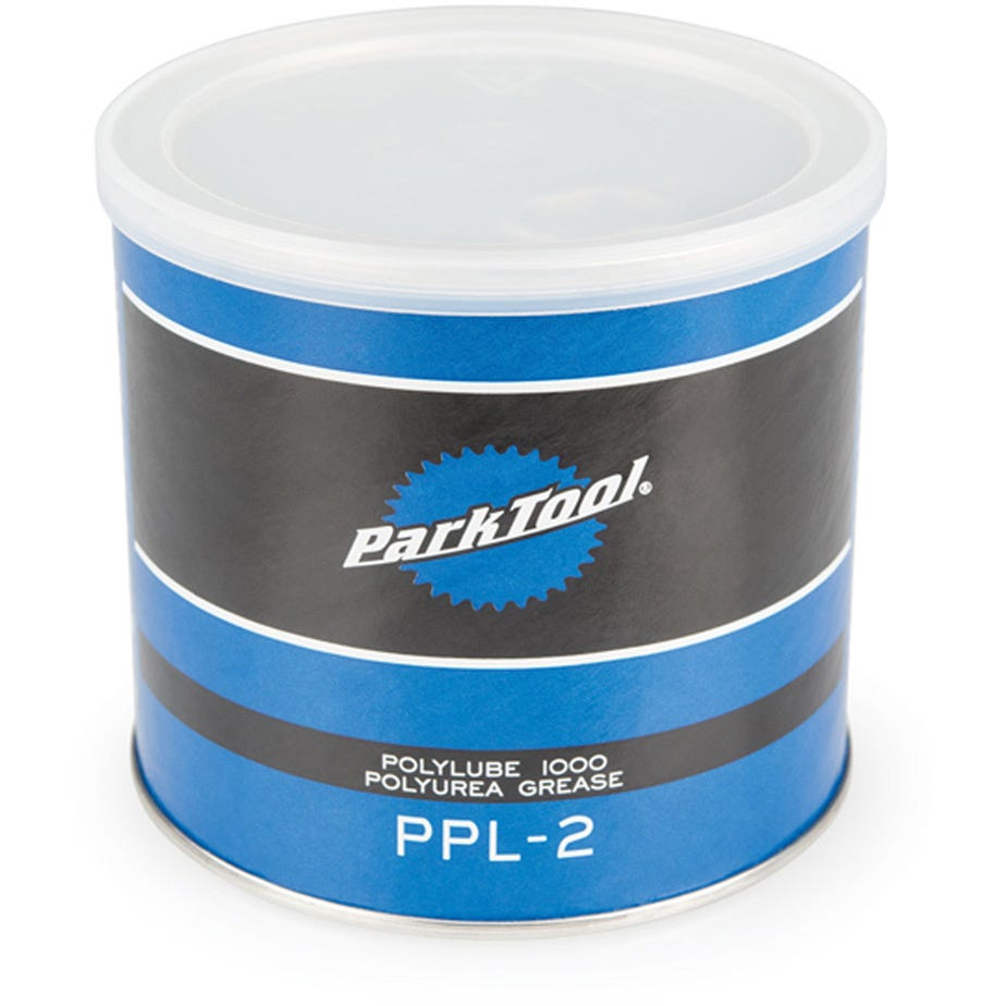 Park Tool PPL-2 - Polylube 1000 Grease: 1 lb. Tub