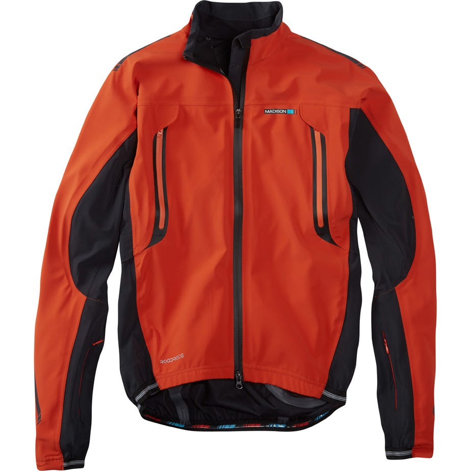 Madison RoadRace Apex men's waterproof storm jacket