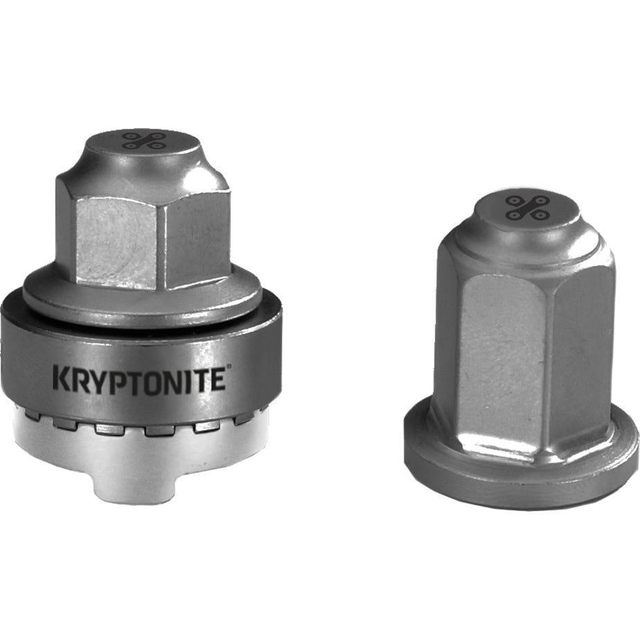 Kryptonite Security Wheelnutz - M10 Axle