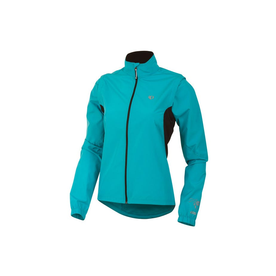 PEARL iZUMi Women's SELECT Barrier Convertable Jacket