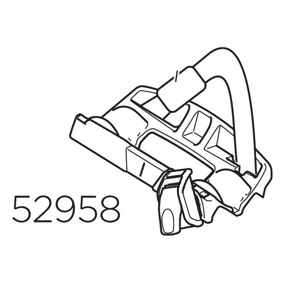 Thule 52958 Front wheel holder for 598