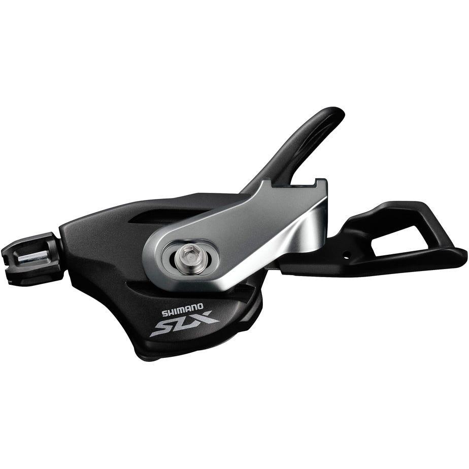 Shimano SLX SL-M7000 SLX shift lever, I-spec-B direct attach mount, 2/3-speed left hand