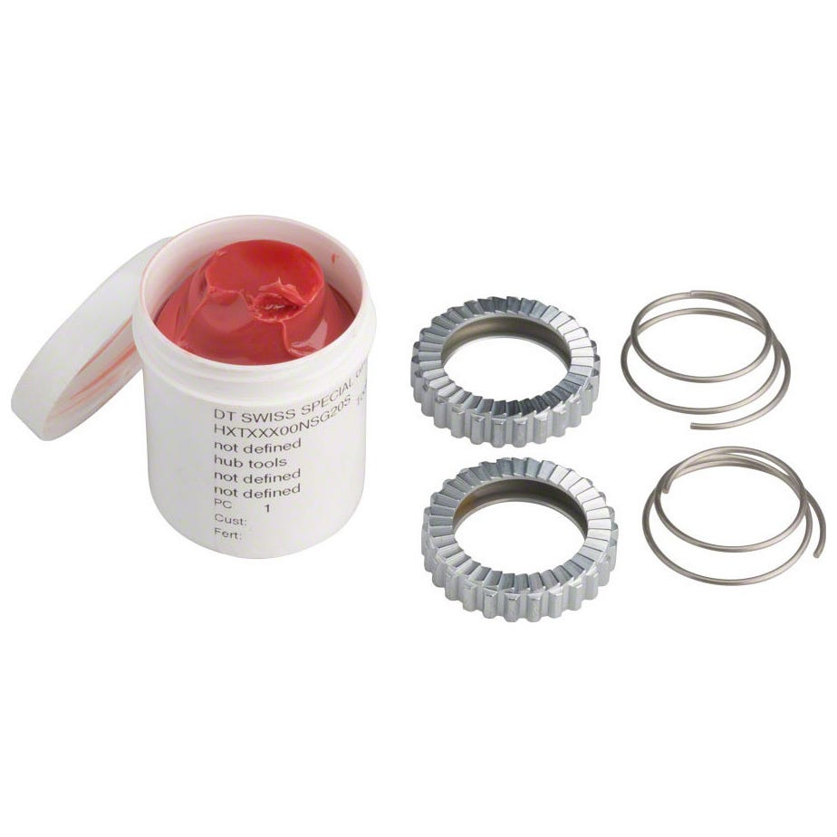 DT Swiss Service / Upgrade Kit for star ratchet hubs 54 teeth SL