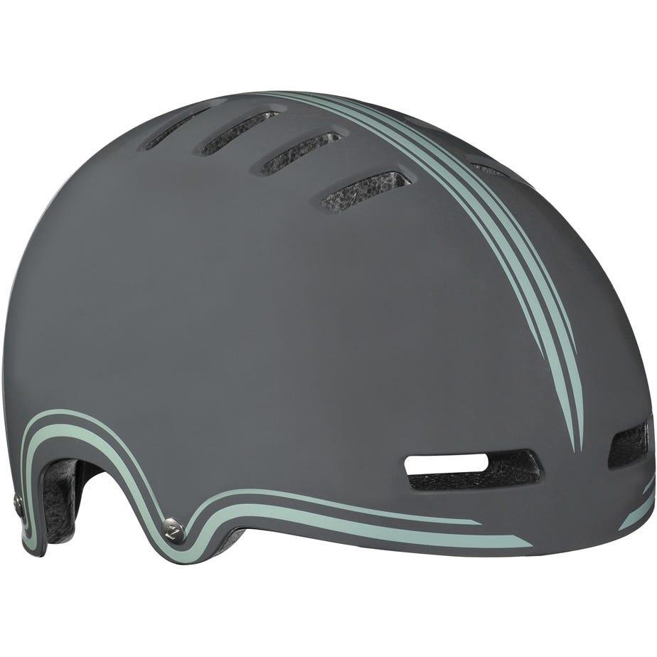 Lazer Street pinstripe small helmet 2015