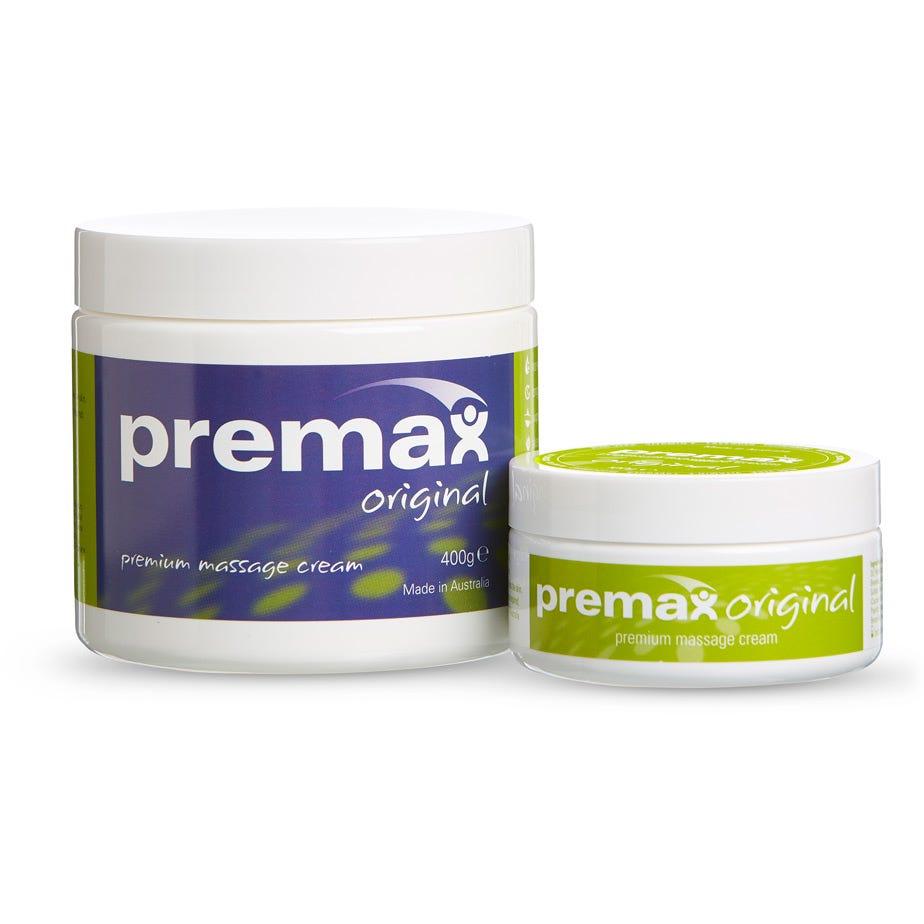 Premax Massage Cream