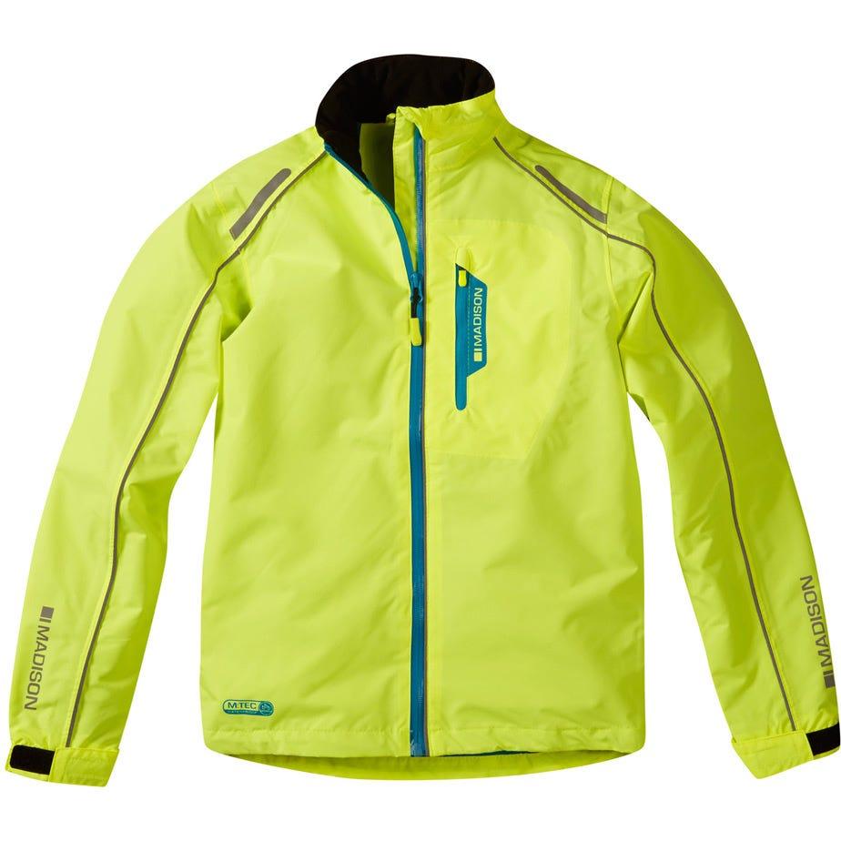 Madison Protec youth waterproof jacket