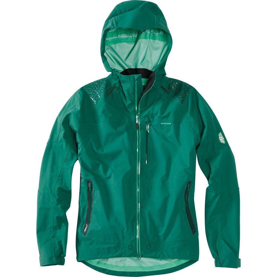 Madison DTE men's 3-Layer waterproof storm jacket