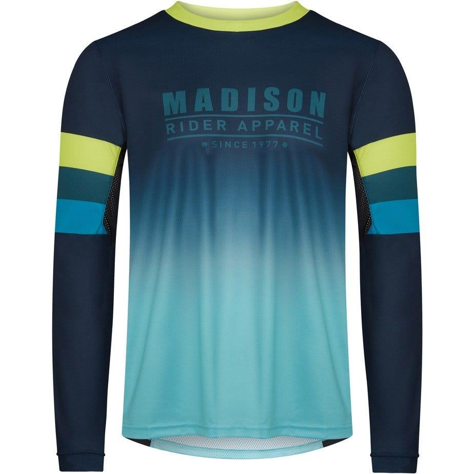 Madison Alpine men's long sleeve jersey