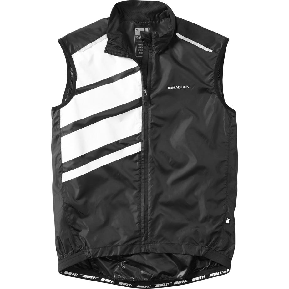 Madison Sportive men's race shell gilet