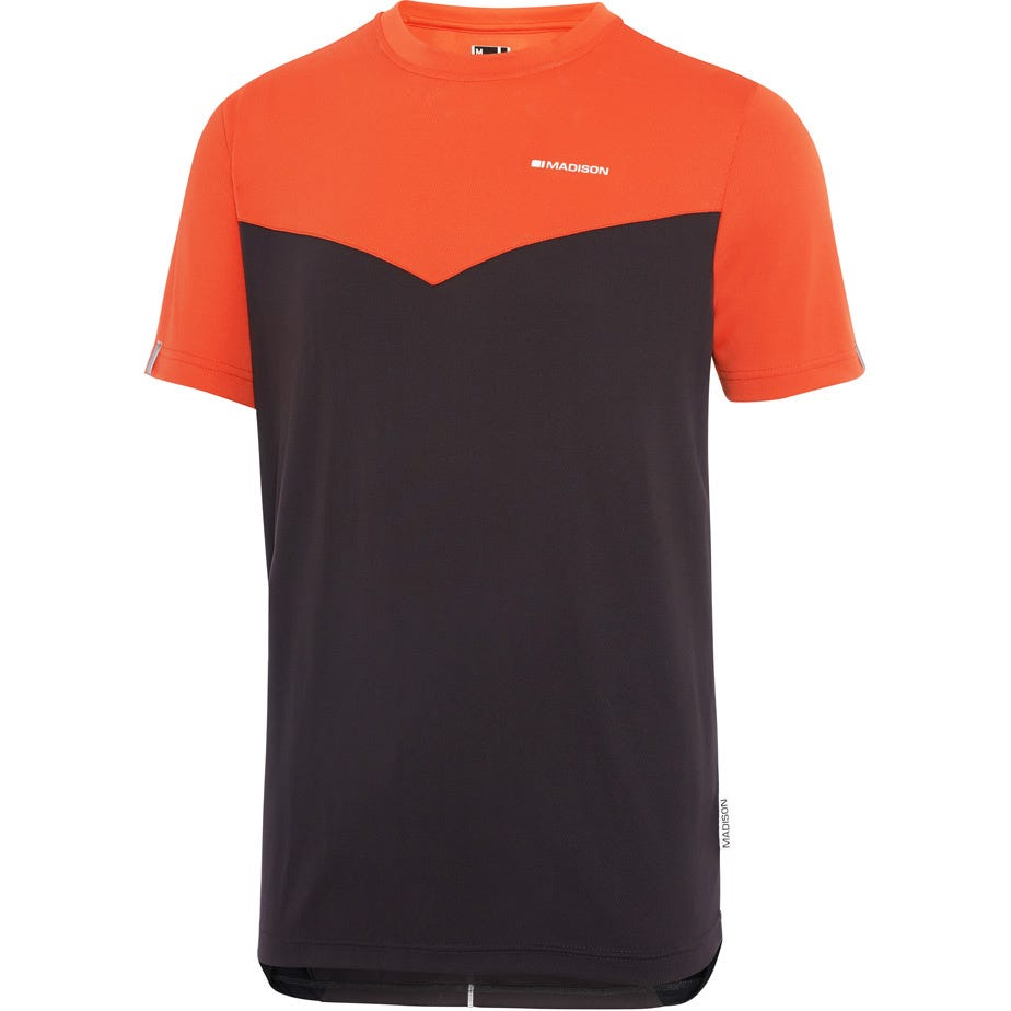 Madison Stellar men's short sleeve jersey