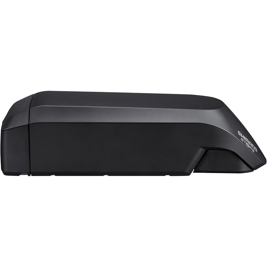 Shimano STEPS BT-E6010 STEPS battery, 418Wh, frame down tube mount, black