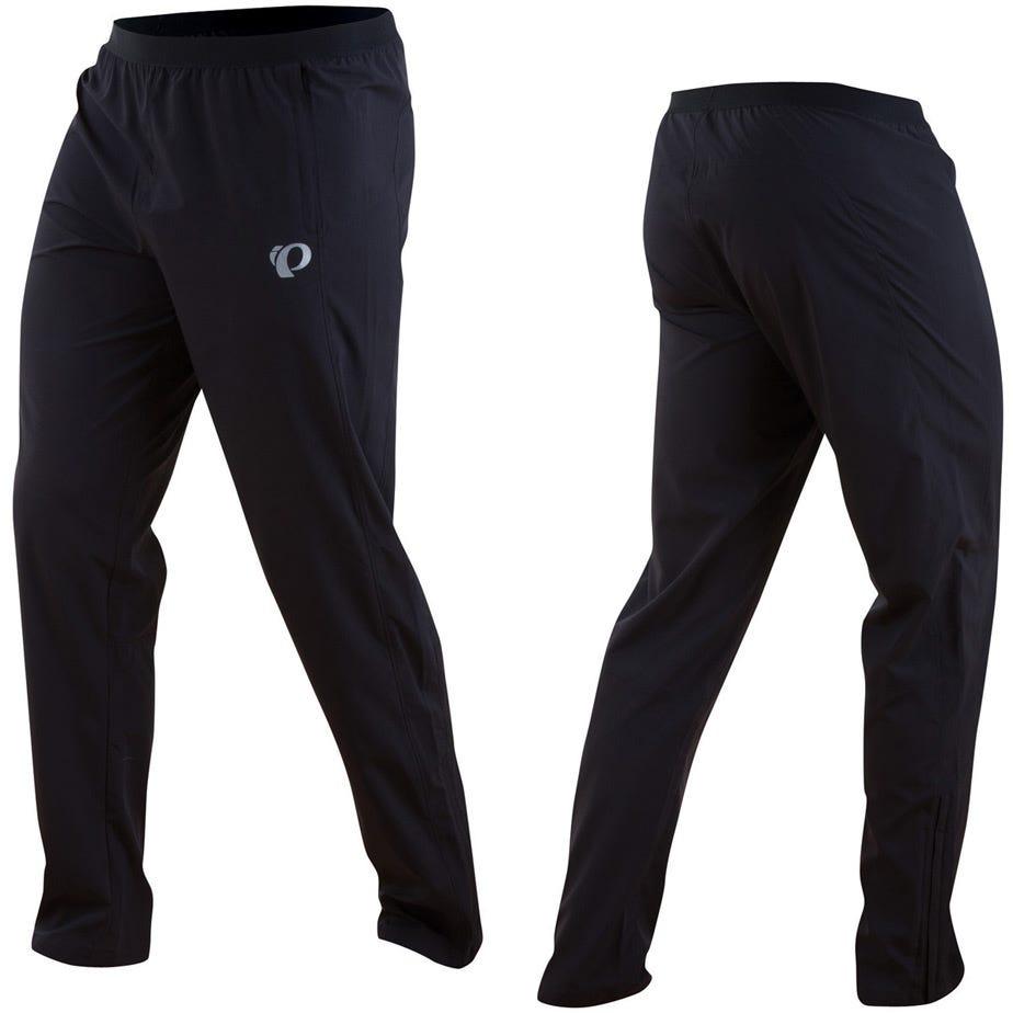 PEARL iZUMi Men's Track Pant, Black, Size XXL