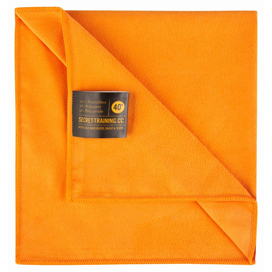 Strip Micro-Fibre Body Cloths - Pack of 2