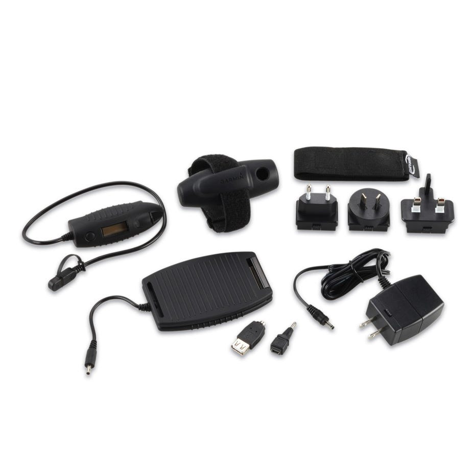 Garmin External Piggyback Battery and Charger