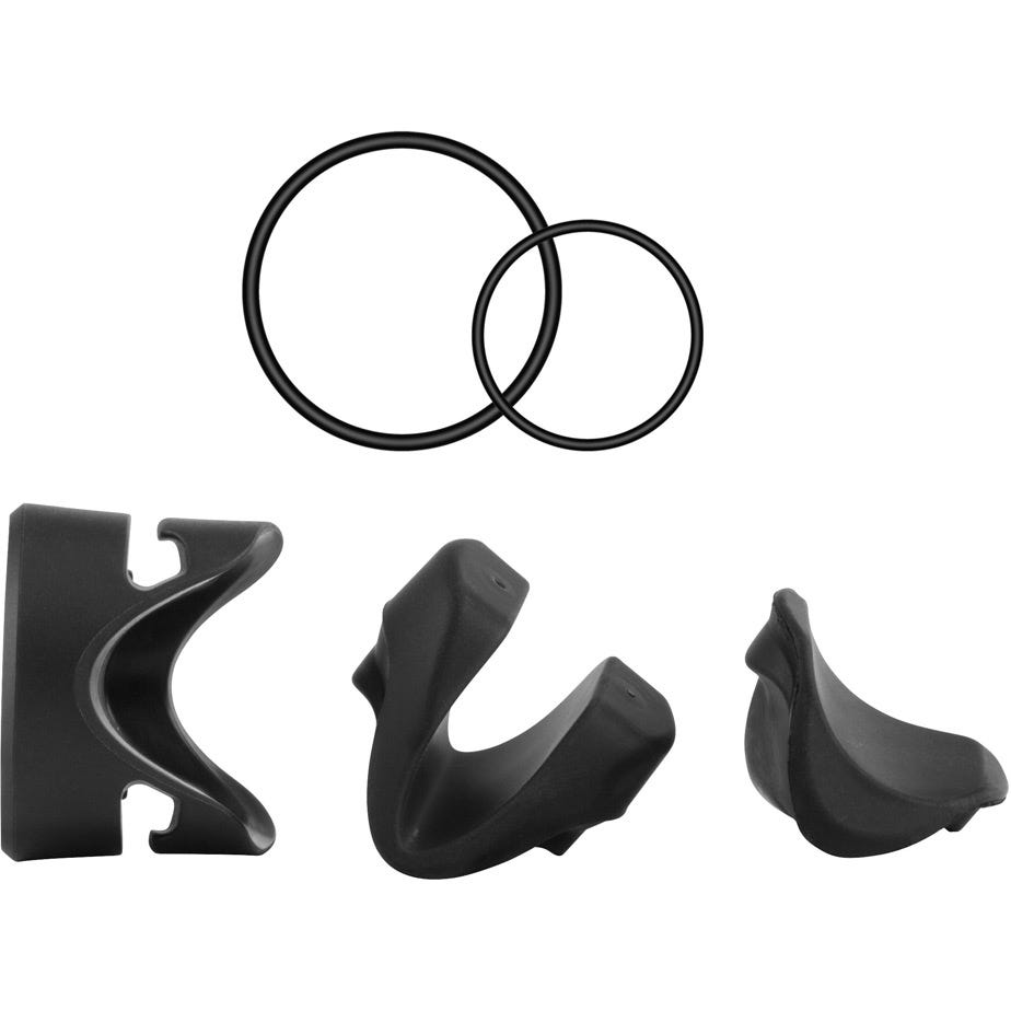 Garmin Varia universal seat post quarter-turn o-ring mount