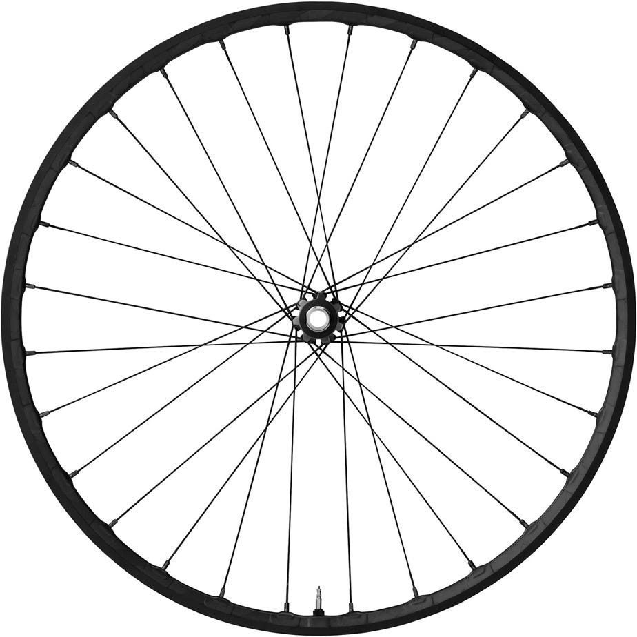 Shimano XTR WH-M9000-TL XC wheel, 15 x 100 mm axle, 27.5in (650B) carbon clincher, front
