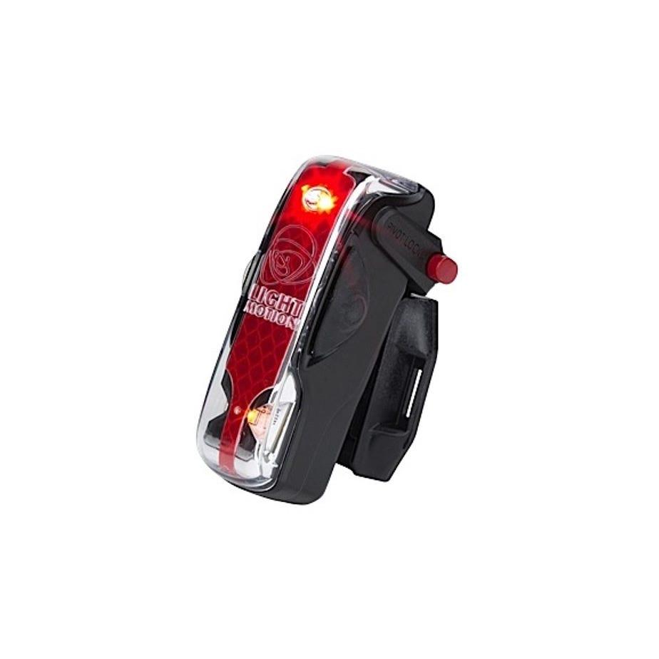 Light and Motion Vis 180 Pro - Black Raven (150 Lumens) rear light