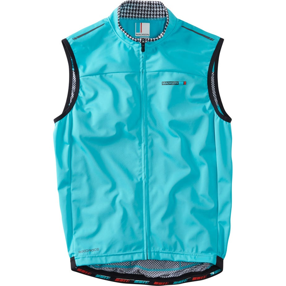 Madison RoadRace men's windtech gilet