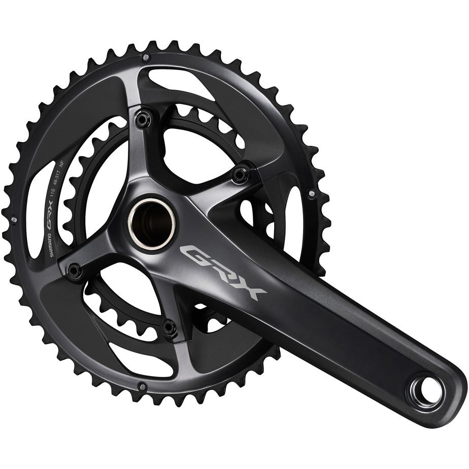 Shimano GRX FC-RX600 GRX chainset, 11-speed