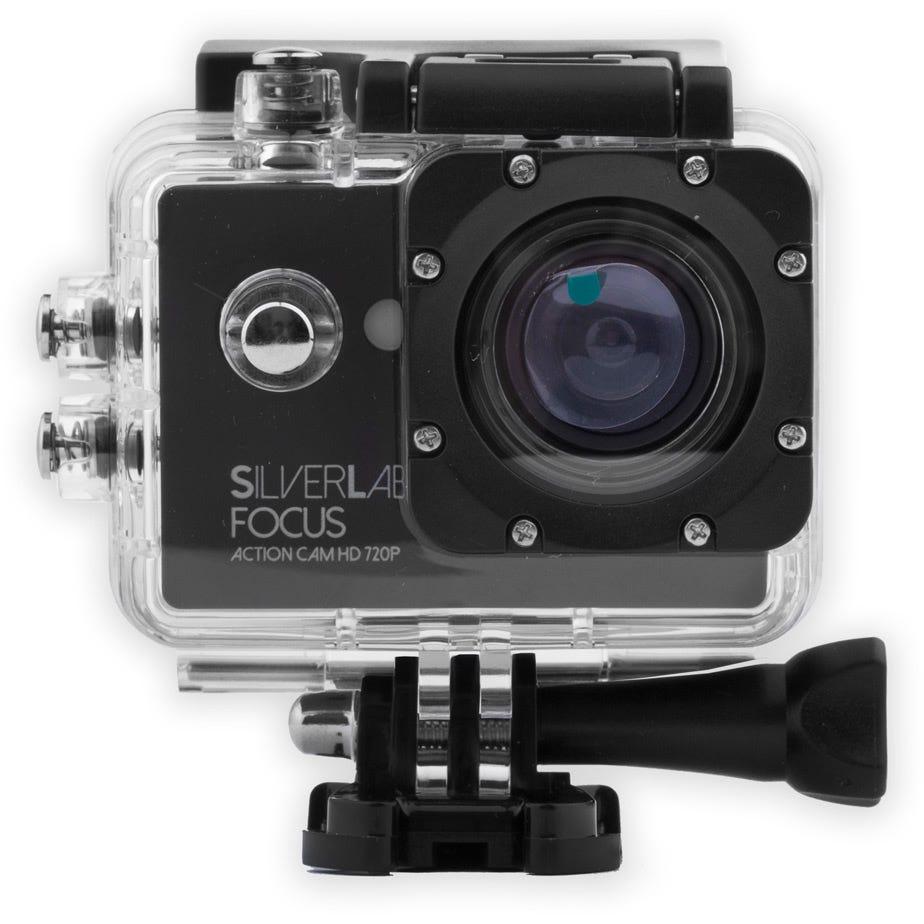 SilverLabel Focus Action Camera 720p