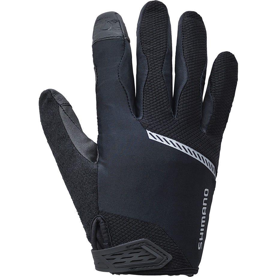 Shimano Clothing Men's Original Long Gloves