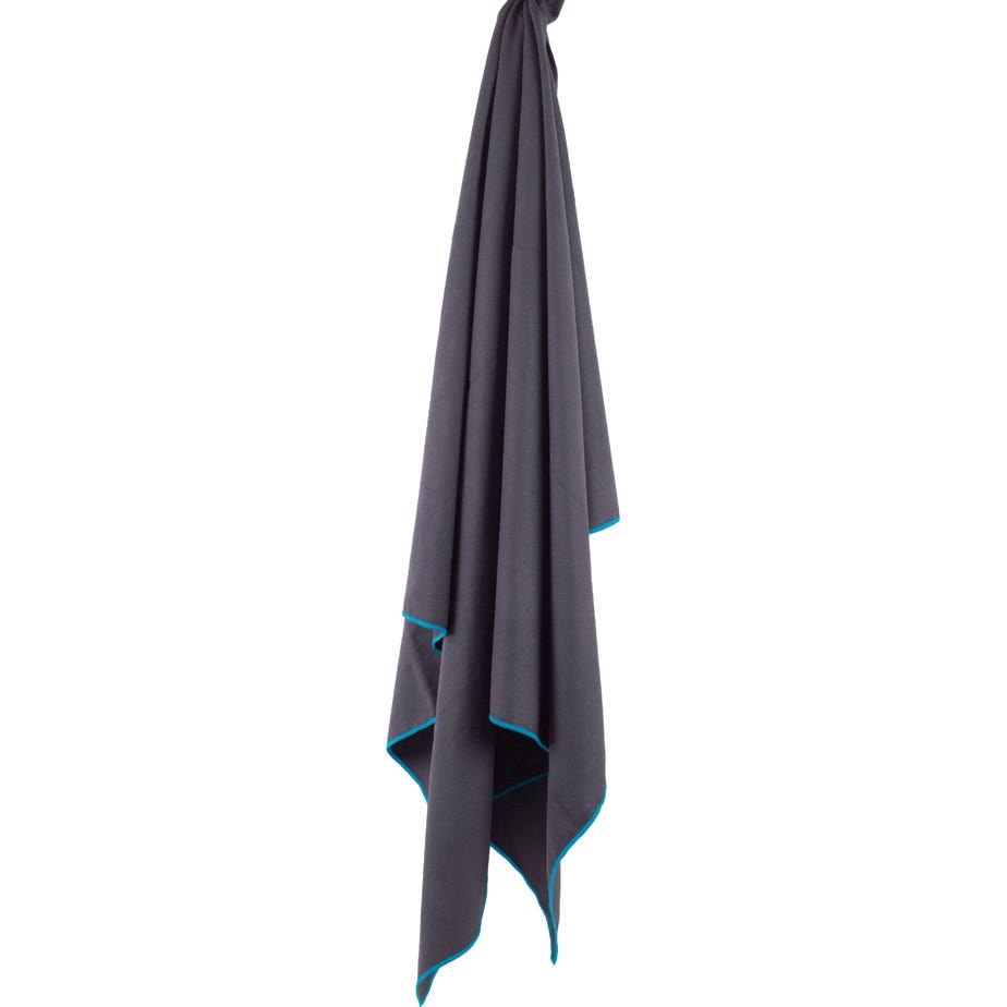 Lifeventure SoftFibre Lite Trek Towel - Giant - Purple