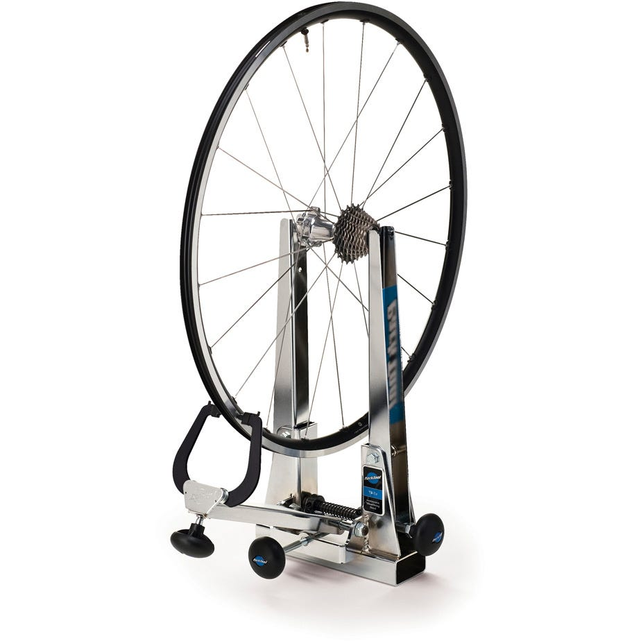 Park Tool TS-2.2 - Professional Wheel Truing Stand Max Axle Width 175 mm