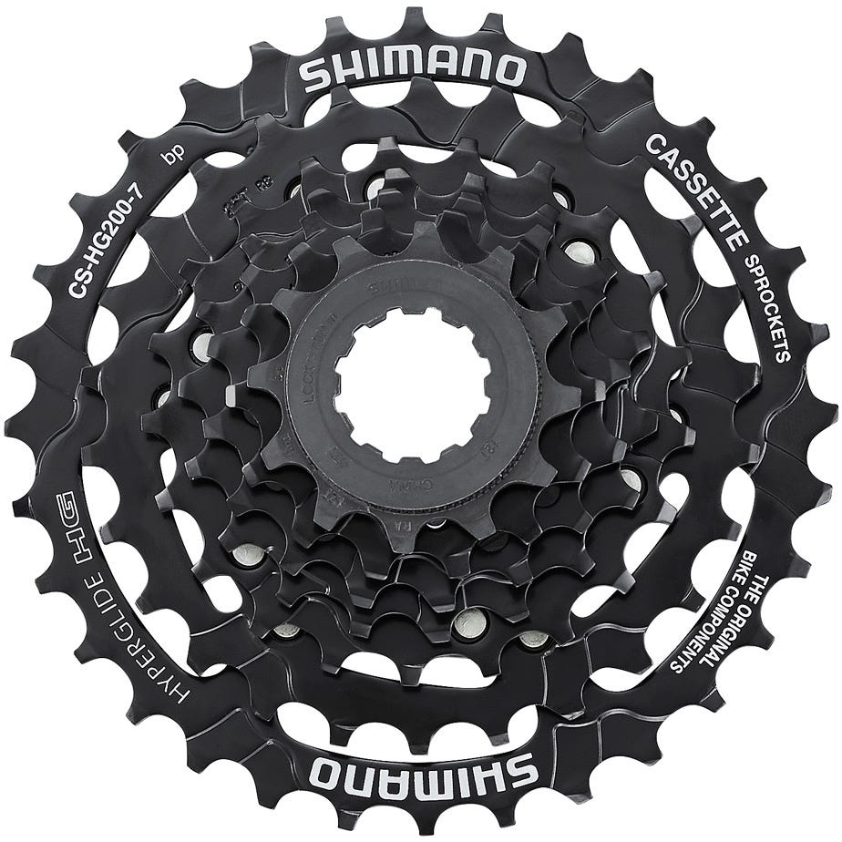 Shimano Alivio CS-HG20 7-speed cassette