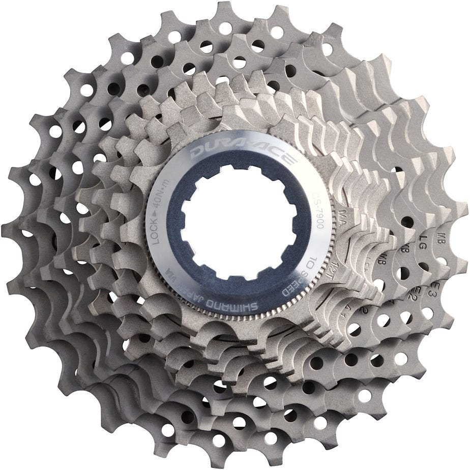 Shimano Dura-Ace CS-7900 Dura-Ace 10-speed cassette