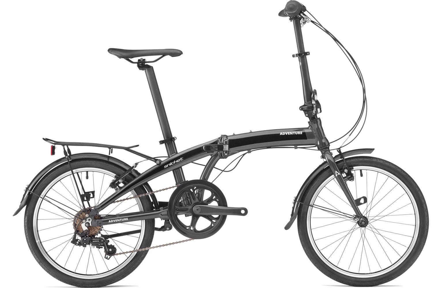Adventure Snicket Folding bike Ex Display