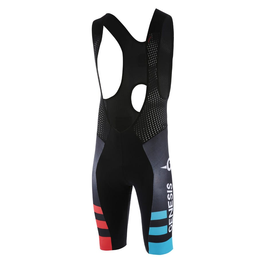 Madison RoadRace Premio men's bib shorts,  Genesis Pro Team 2018