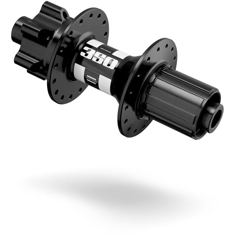 DT Swiss 350 rear disc 6-bolt hub 32 hole Super Boost Plus 157 / 12 mm black