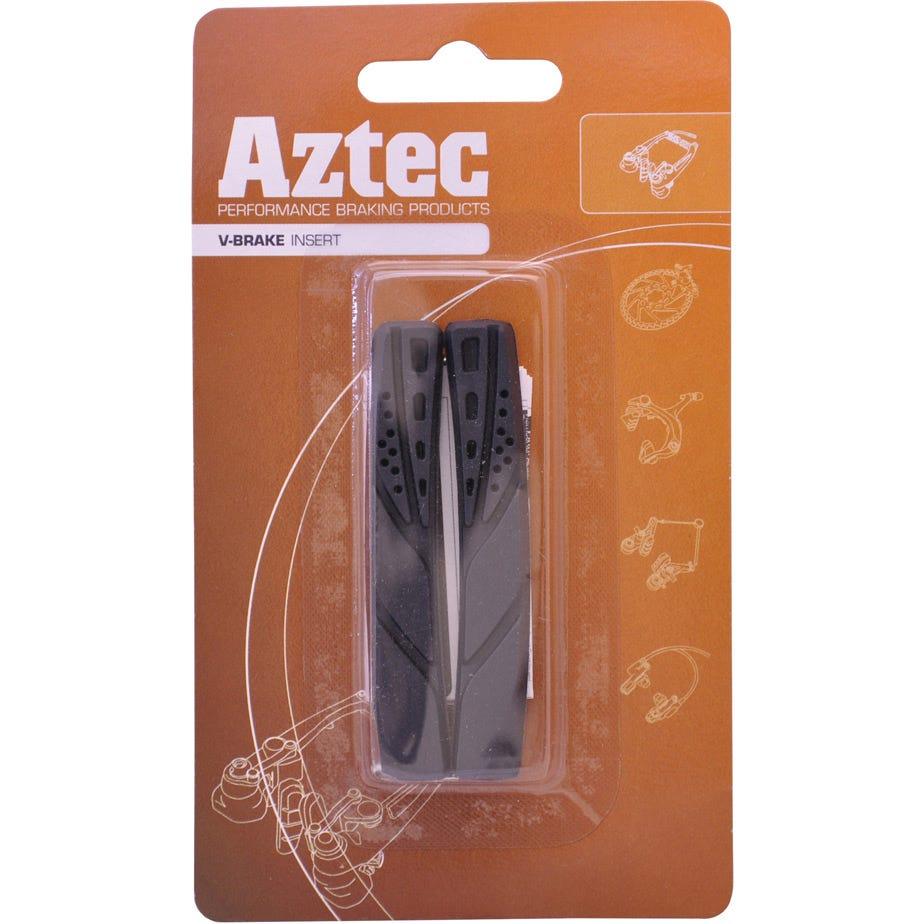 Aztec V-type insert brake blocks standard