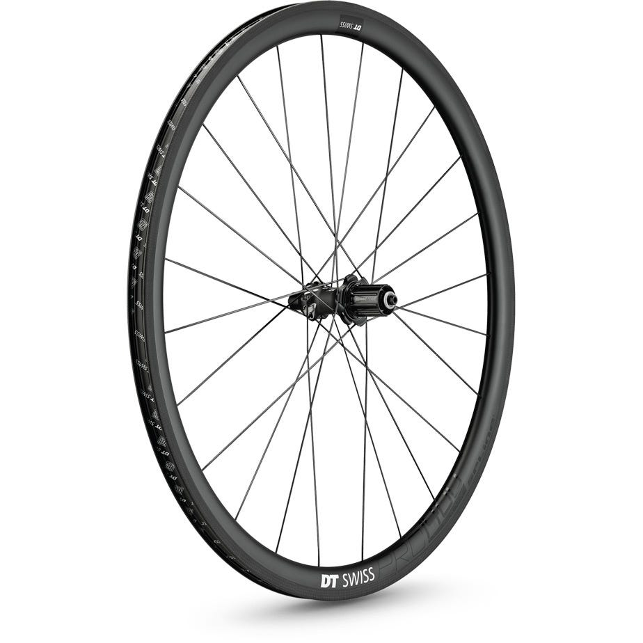 DT Swiss PRC 1400 SPLINE Clincher Rim Brake Wheel