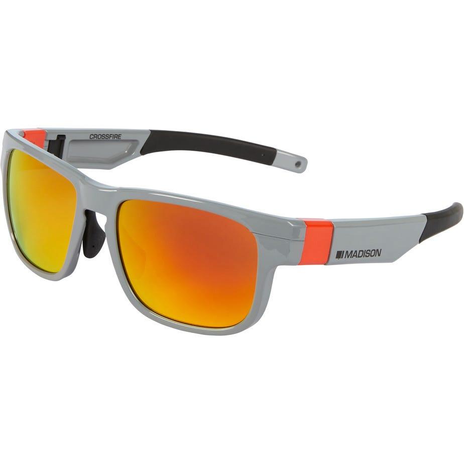 Madison Crossfire glasses 3 pack