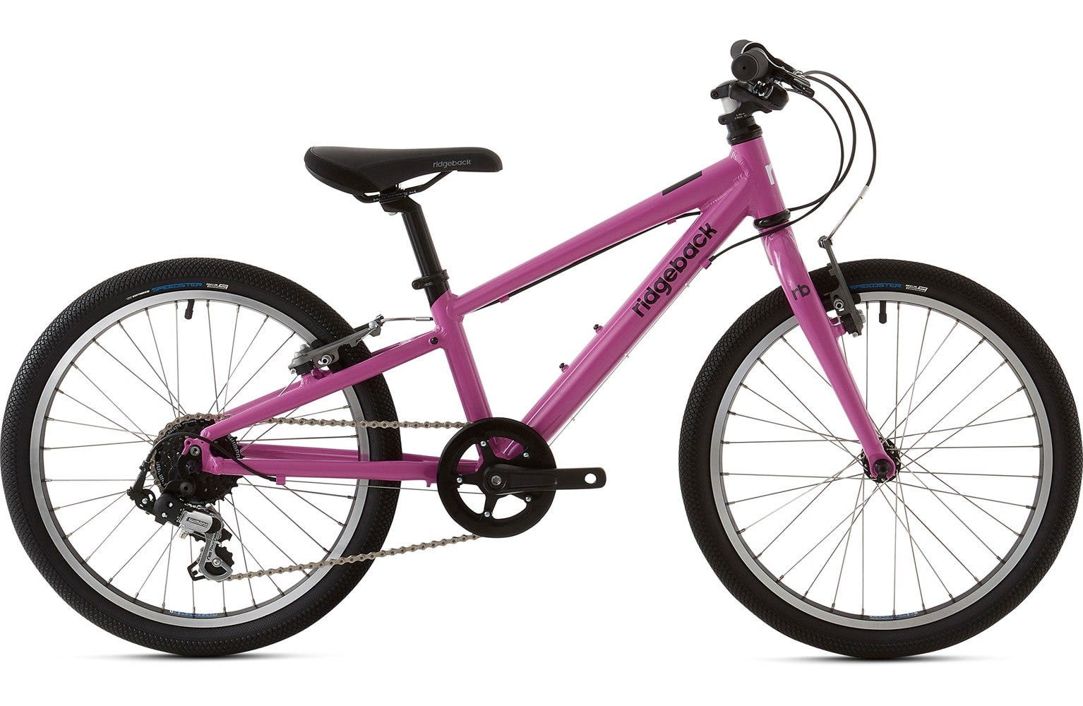 Ridgeback 2020 Dimension 20 Inch Purple Ex Display