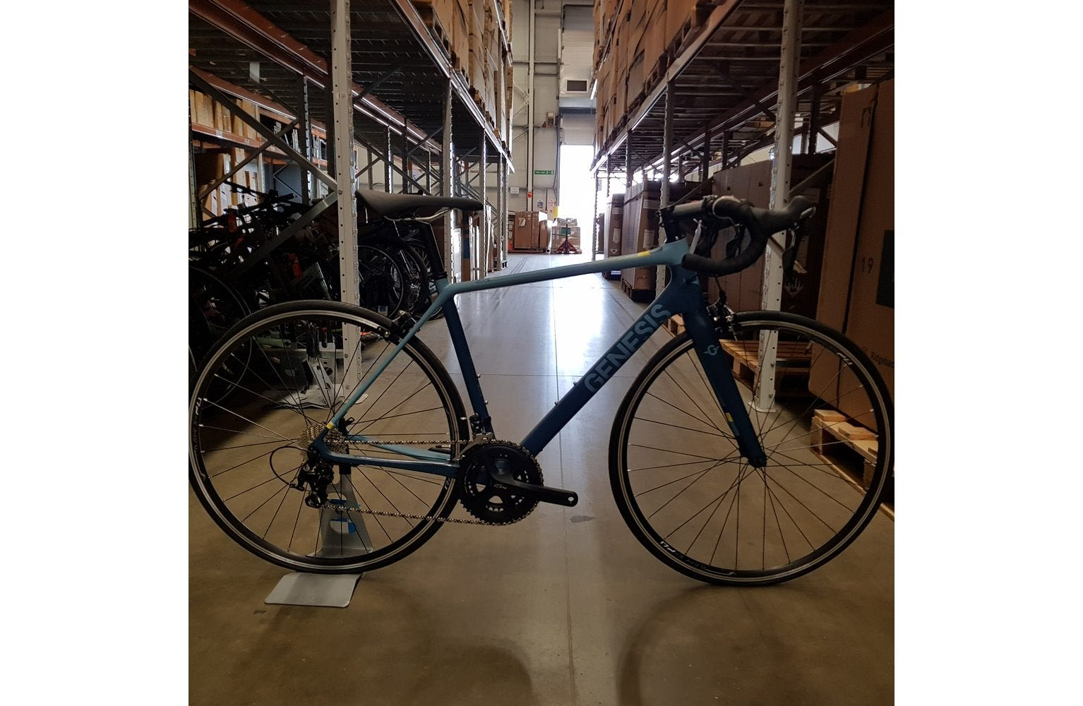 Genesis 2018 Zeal 20 Womens SM Ex Display Bike