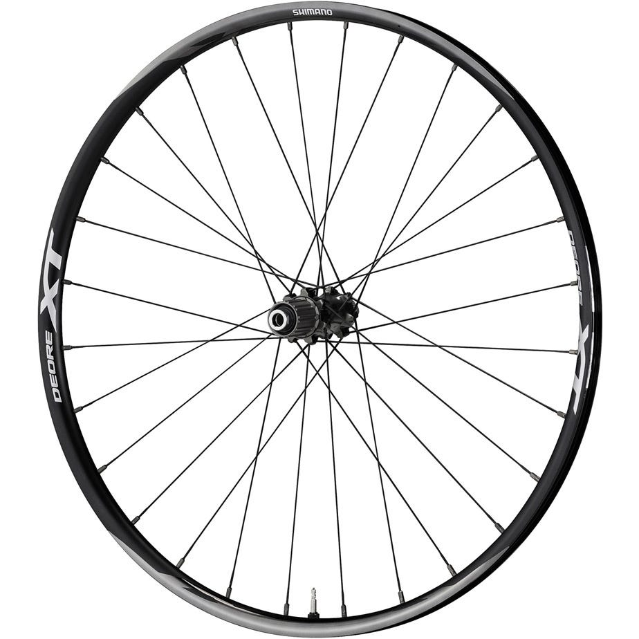 Shimano Deore XT WH-M8000 XT XC wheels, clincher for Centre-Lock disc brake