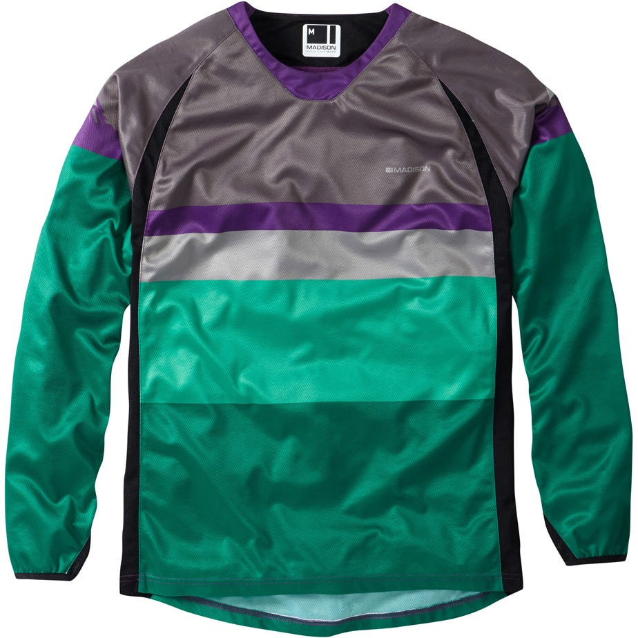 Madison Alpine men's long sleeve jersey