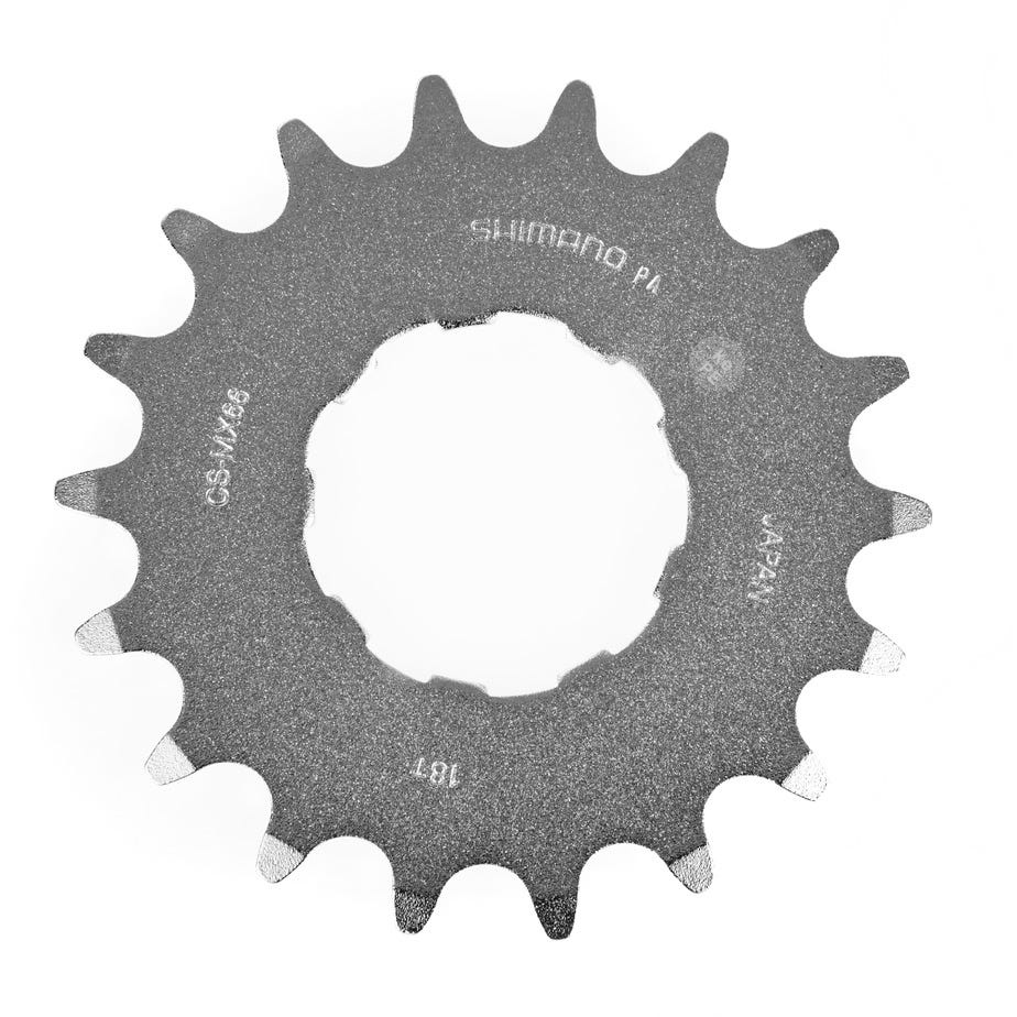 Shimano DXR CS-MX66 DX sprocket
