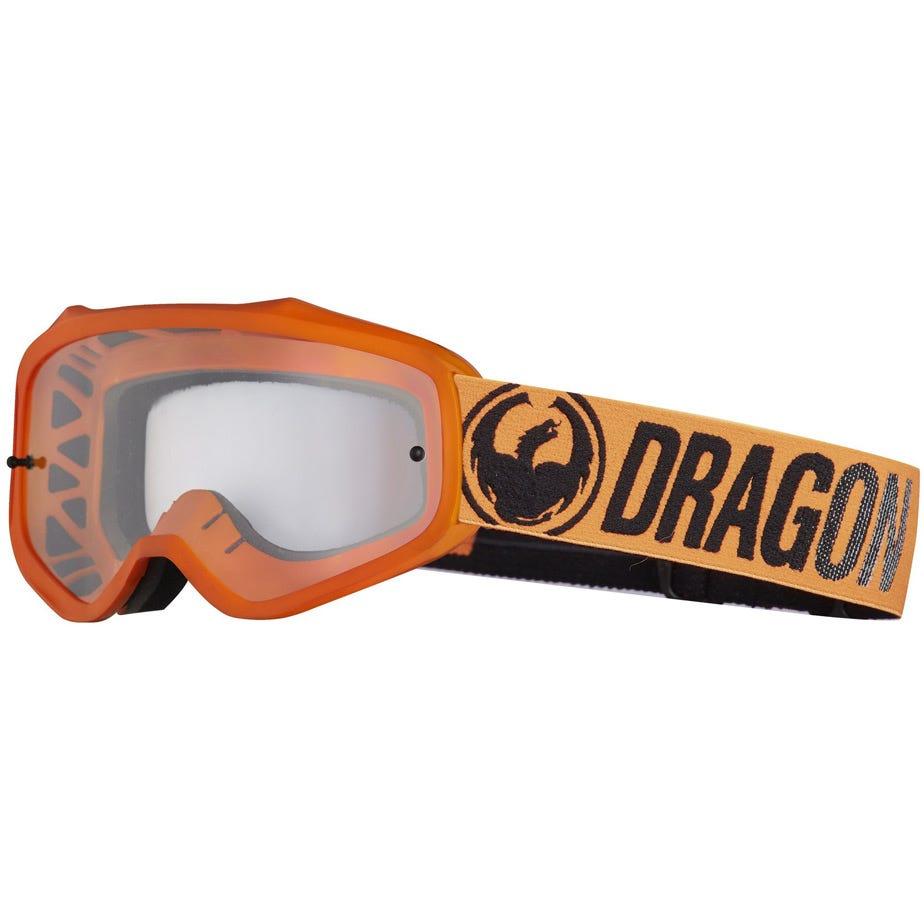 Dragon Goggles MXV Break Orange