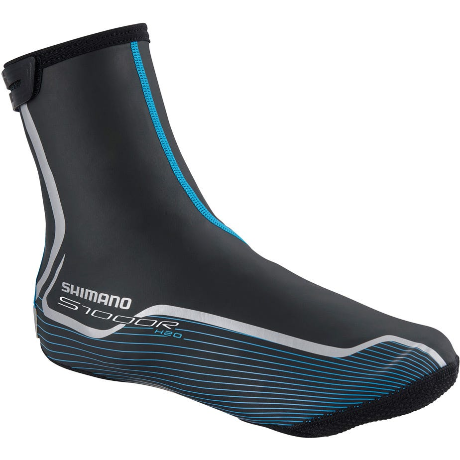 Shimano Clothing S1000R H2O overshoe, with BCF and PU coating