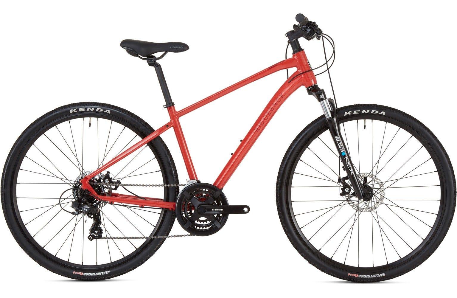 Ridgeback 2020 Nemesis Ex Display Bike Lg