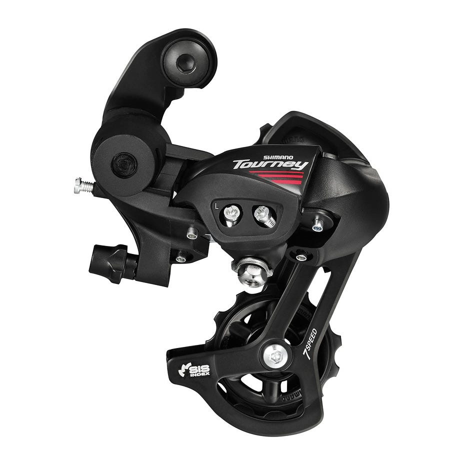 Shimano Tourney / TY Tourney RD-A070 7-speed road rear derailleur