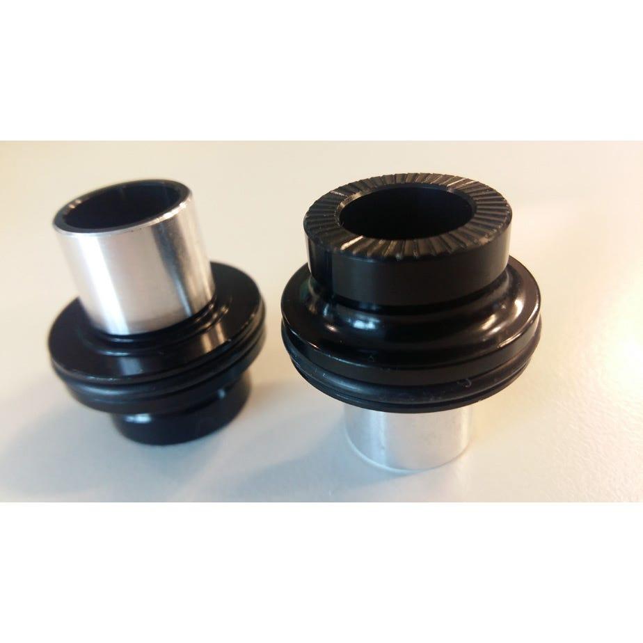 Profile Design 12mm Thru Axle End Cap - Front 6 bolt