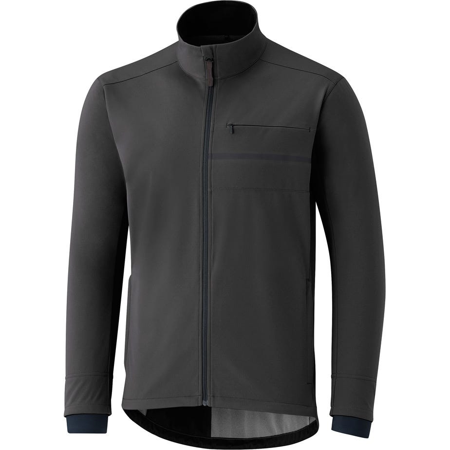 Shimano Clothing Men's Transit Softshell Jacket