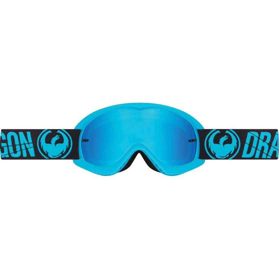 Dragon Youth MX Merge Blue / Blue Steel