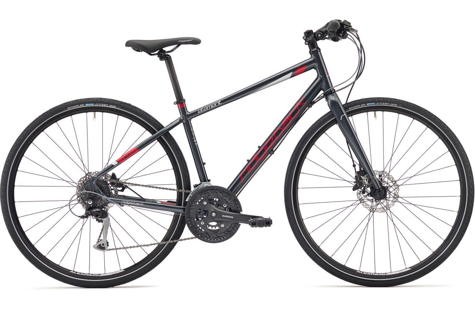 Ridgeback Element 17 inch bike Ex Display